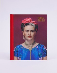 Книга Frida Kahlo: Making Herself Up - Мульти Books