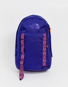 Синий рюкзак объемом 20 литров The North Face Lineage - Синий