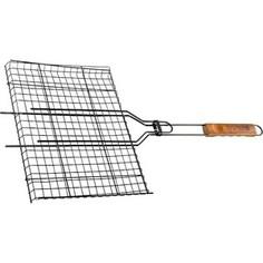 Решетка гриль Palisad Camping 260x350 мм антипригарное покрытие (69556)