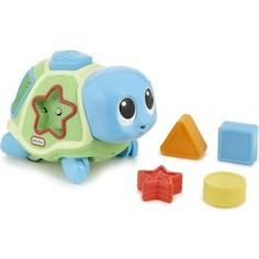 Игрушка развивающая Little Tikes Ползающая черепаха сортер (638497)