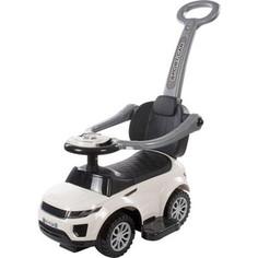 Каталка Baby Care Sport car Белый (White) 614W