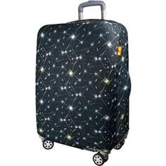 Чехол на чемодан M/L PROFFI TRAVEL PH9274