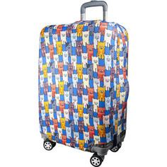 Чехол на чемодан M/L PROFFI TRAVEL PH9271