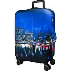 Чехол на чемодан M/L PROFFI TRAVEL PH9265