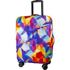 Чехол на чемодан M/L PROFFI TRAVEL PH9268