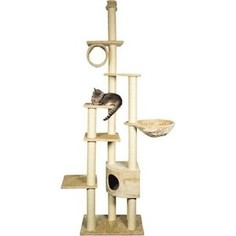 Когтеточка TRIXIE Комплекс Madrid бежевый для кошек 240-270см (43901)