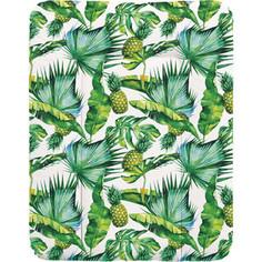 Пеленальный матрас Ceba Baby 70x50 см Flora Fauna мягкий на комод W-143(Pina W-143-099-545) (123758)