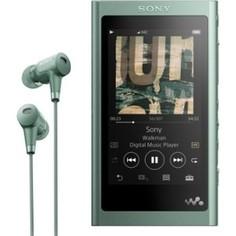 MP3 плеер Sony NW-A55HN green