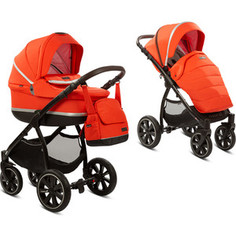 Коляска 2 в 1 Noordi Sole Sport NEW(Orange Red 825) (123347)