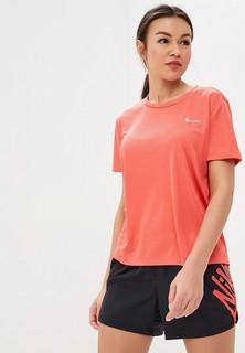 Футболка спортивная Nike W NK MILER TOP SS