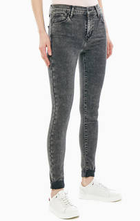 Серые джинсы 720 High Rise Super Skinny Levis