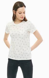 Хлопковая футболка с карманом Levis
