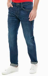Зауженные джинсы с заломами 502™ Regular Taper Levis