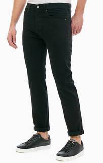 Черные зауженные джинсы 501® Original Levis