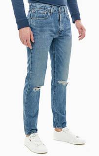 Рваные зауженные джинсы Hi-Ball Roll Levis