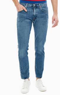 Зауженные джинсы с заломами 512 Slim Taper Levis