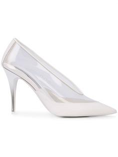 Stella McCartney туфли-лодочки с прозрачными панелями