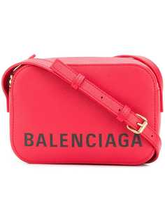 Balenciaga каркасная мини-сумка через плечо Ville