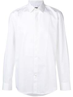 Boss Hugo Boss рубашка-смокинг