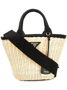 Prada классическая пляжная сумка