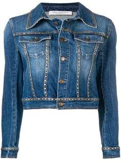 Philosophy Di Lorenzo Serafini джинсовая куртка с заклепками