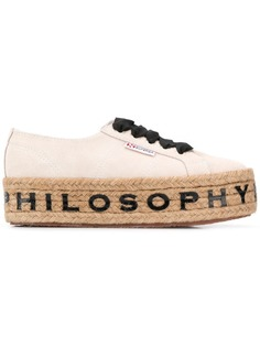 Superga Philosophy sneakers