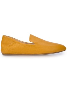Lanvin pointed toe loafers