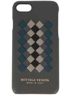 Bottega Veneta чехол для iPhone 7 с отделкой Intrecciato