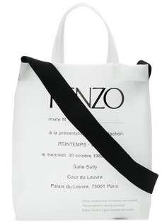 Kenzo сумка-тоут Invitation