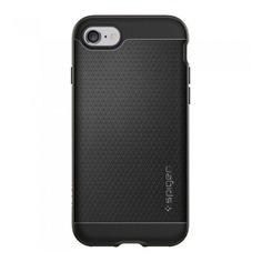 Чехол (флип-кейс) Spigen Neo Hybrid, для Apple iPhone 7/8, темно-серый [042cs20518] Noname