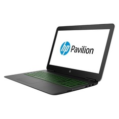 "Ноутбук HP 15-dp0093ur, 15.6"", IPS, Intel Core i5 8300H 2.3ГГц, 8Гб, 1000Гб, 128Гб SSD, nVidia GeForce GTX 1060 - 3072 Мб, Free DOS, 5AS62EA, черный"