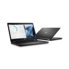 """Ноутбук DELL Latitude 5480, 14"""", Intel Core i5 7200U 2.5ГГц, 4Гб, 500Гб, Intel HD Graphics 620, Linux, 5480-9156, черный"""