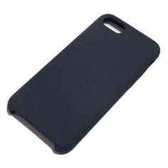 Чехол (клип-кейс) Rubber, для Apple iPhone 7/8, синий [tfn-cc-07-006rubl] Noname