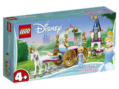 Конструктор Lego Disney Princess Карета Золушки 91 дет. 41159