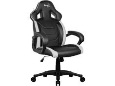 Компьютерное кресло AeroCool AC60C AIR-BW Black-White