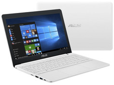 Ноутбук ASUS E203MA-FD002T 90NB0J01-M03330 White (Intel Pentium N5000 1.1Ghz/4096Mb/64Gb SSD/Intel UHD Graphics 605/Wi-Fi/Bluetooth/Cam/11.6/1366x768/Windows 10 Home)