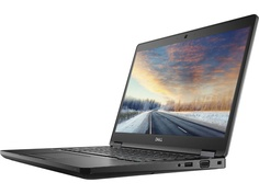 Ноутбук Dell Latitude 5490 Black 5490-1528 (Intel Core i5-8250U 1.6 GHz/8192Mb/256Gb SSD/Intel HD Graphics/Wi-Fi/Bluetooth/Cam/14.0/1920x1080/Linux)