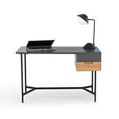 Стол письменный с 2 ящиками LORA La Redoute Interieurs