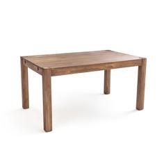 Стол раздвижной из массива сосны на 6-8 мест LUNJA La Redoute Interieurs