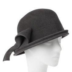 Шляпа CELINE ROBERT ANABET темно-серый