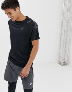 Черная футболка Asics Running - Черный