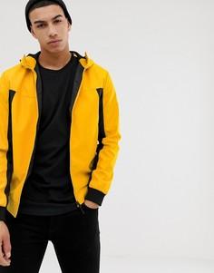 Легкая непромокаемая куртка Jack & Jones Core - Золотой