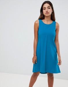 Платье-трапеция Closet London - Синий