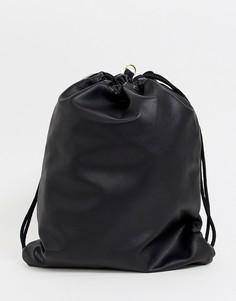 Черная сумка Mi-Pac Tumbled - Черный