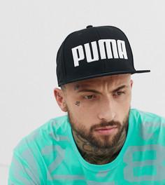 Черная кепка Puma - Черный