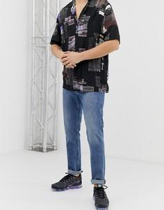 Зауженные джинсы Weekday Sunday - Синий