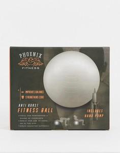 Гимнастический мяч и насос Phoenix Fitness - Мульти