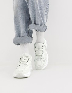 Белые кроссовки в стиле ретро Nike M2K Tekno - Белый