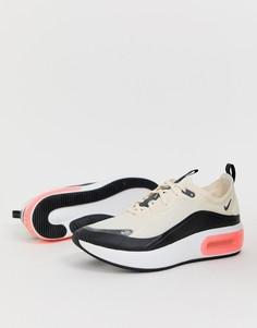Кремовые кроссовки Nike Air Max Dia - Фиолетовый