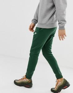 Зеленые джоггеры Nike Club - Зеленый